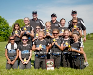 Following Finesse:  One Team.One Story.2012 USSSA World Series