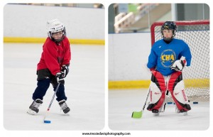 Is There Anything Cuter Than Mini Hockey Players?