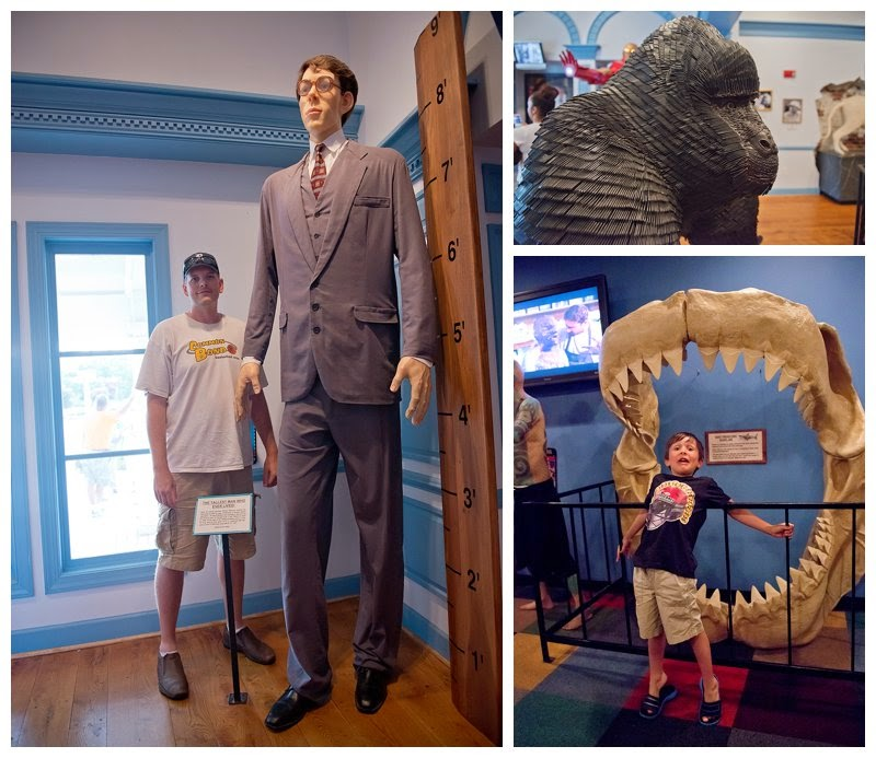 Ripley's Believe It or Not Museum, Williamsburg, VA
