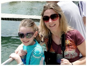 Riley and me in Grand Cayman (2011)