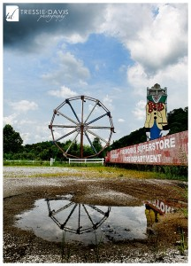 Patriotic Palace – Abandoned Amusement Park in TN