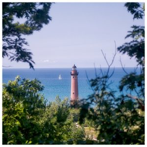 11 Travel Photos - Little Sable Point Lighthouse