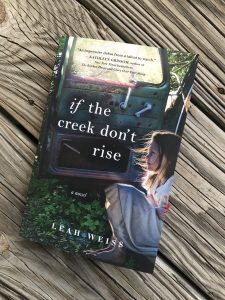 Riley on the cover of If The Creek Don't Rise
