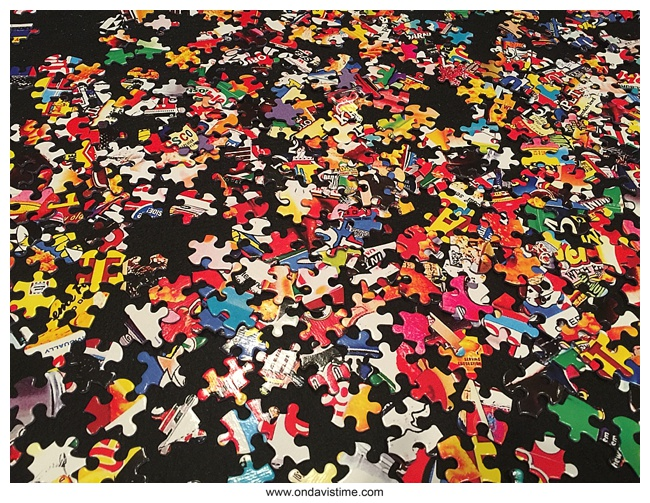 A puzzle - our rainy day backup plan