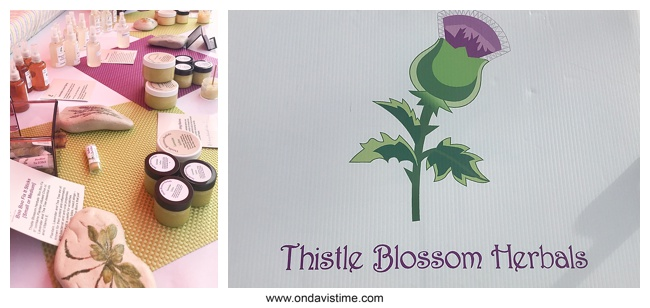 Thistle Blossom Herbal